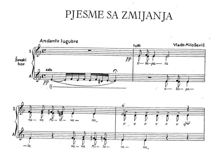 Pjesme sa Zmijanja
