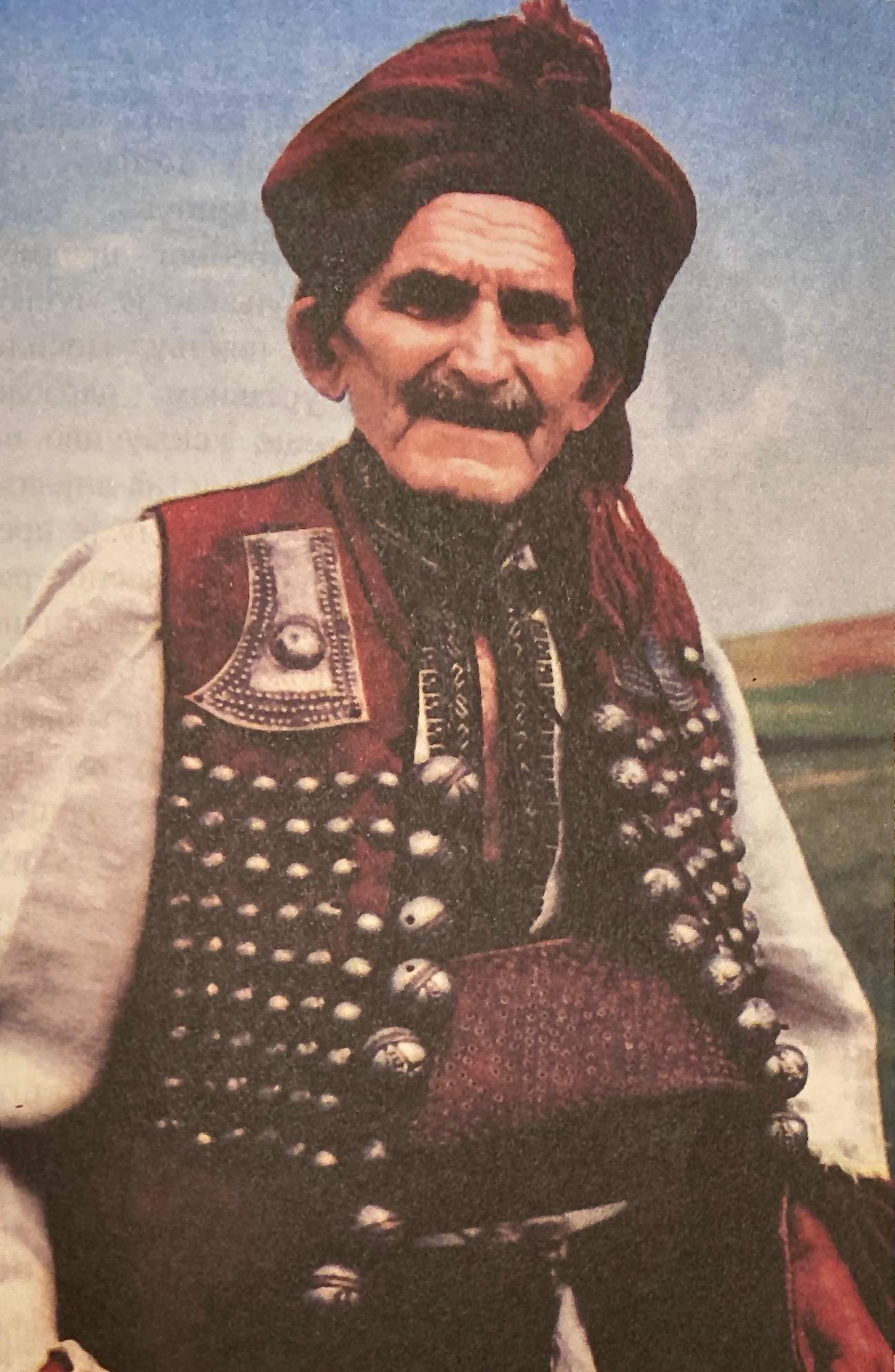 Змијањац из Стричића Михајло Дујић Гаја, рођен 1885. године